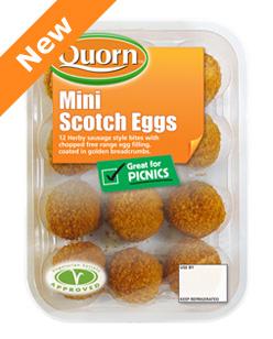 Quorn Picnic Eggs