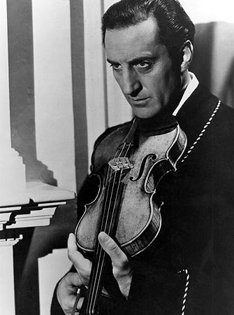 Basil Rathbone as Sherlock Holmes, Playing The Violin