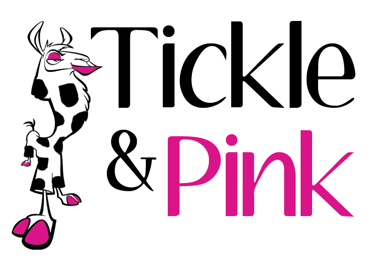 Tickle and Pink logo