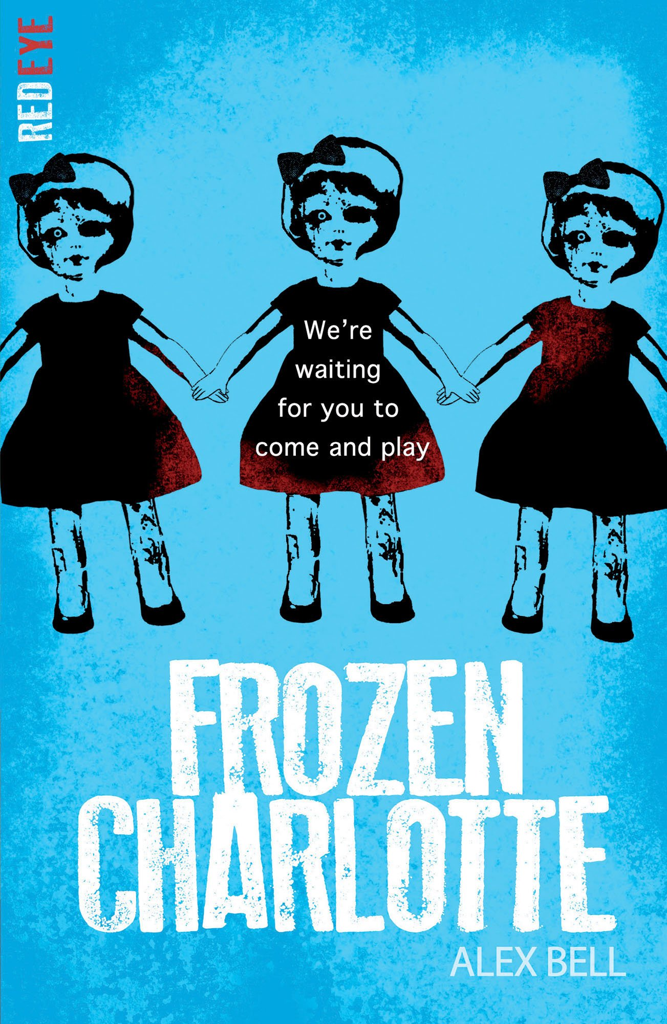 Frozen Charlotte book cover